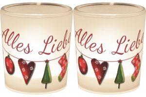 """Ein Licht für Dich """"Alles Liebe!"""" Weihnachten"""