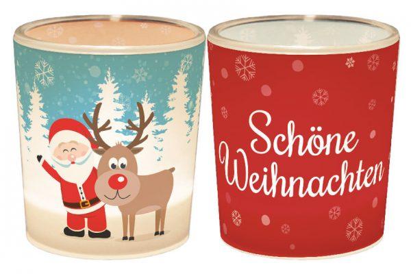 """Ein Licht für Dich """"Schöne Weihnachten"""""""