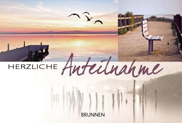 """Gutscheinbuch """"Herzliche Anteilnahme"""""""