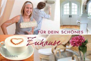 """Gutscheinbuch """"Für dein schönes Zuhause"""""""