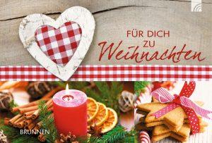 """Gutscheinbuch """"Für Dich zu Weihnachten"""""""
