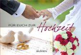 Für euch zur Hochzeit - Gutscheinbuch