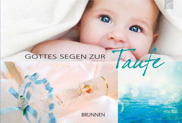 """Gutscheinbuch """"Gottes Segen zur Taufe"""""""