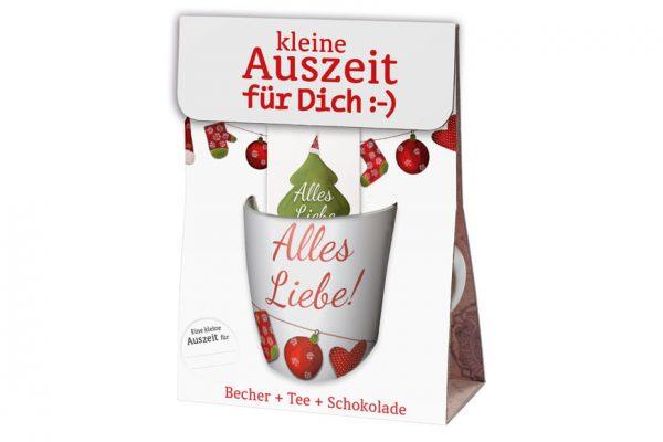 """Kleine Auszeit für Dich """"Alles Liebe!"""" Weihnachten   Geschenk für Dich :-)"""