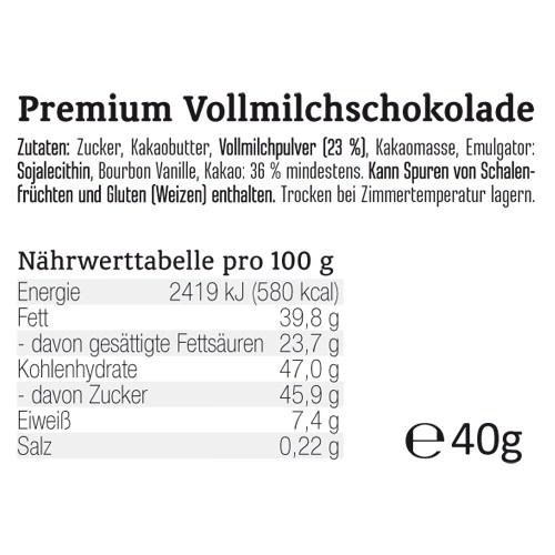 Kleine Schokolade für Dich von La Vida Geschenk für Dich Stielwerkstatt.de