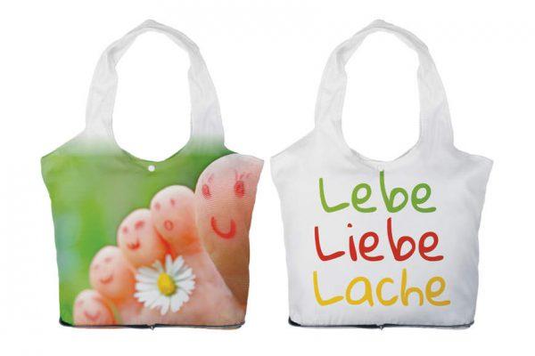 Tasche für Dich Lebe Liebe Lache   La Vida  Geschenk für Dich :-)