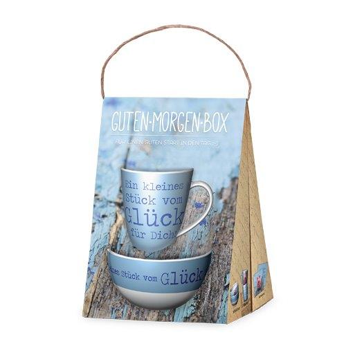 """Guten Morgen Box """"Ein kleines Stück vom Glück für Dich""""   von Geschenk für Dich :-)   La Vida"""