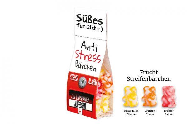 Süßes für Dich Anti Stress Fruchtgummibären von Geschenk für Dich :-)