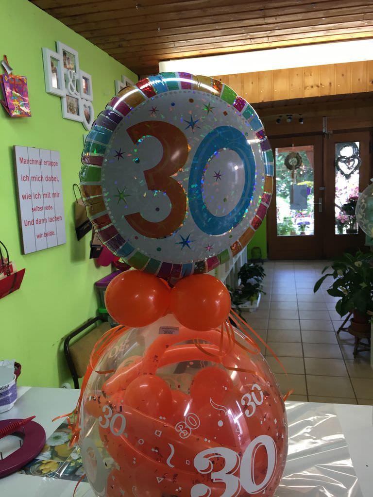 Geschenkballon Galerie Einzigartigkeit Verschenken