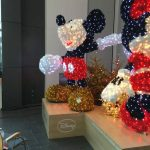 Christmasworld LED Leuchtfigur Micky Maus & Minnie Maus