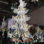 Christmasworld LED-Leuchtobjekt Weihnachtsbaum