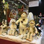 Christmasworld singende Yetis