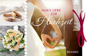 """Gutscheinbuch """"Alles Liebe zur Hochzeit"""""""