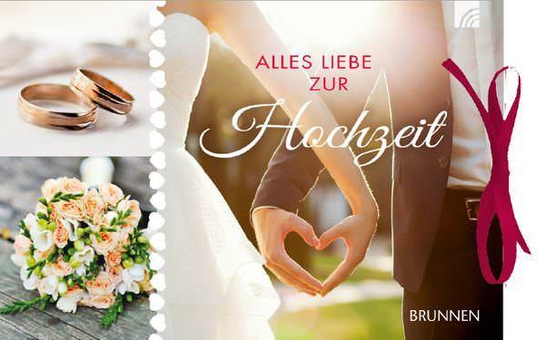 Alles Liebe zur Hochzeit - Gutscheinbuch auch für Geldgeschenke