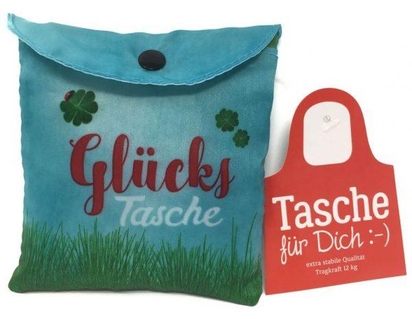 Tasche für DichGlückstasche | Schultertasche von Geschenk für Dich :-) | LaVida