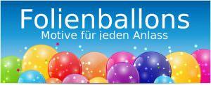 Folienballons / Heliumballons