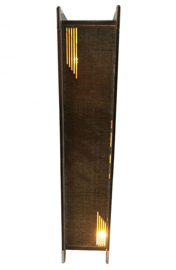 Dekobuch Wintermärchen grau indirekt mit 10 Mini LED´s von hinten beleuchtet. Passt perfekt den ganzen Winter in Ihre Räume. Batteriebetrieb